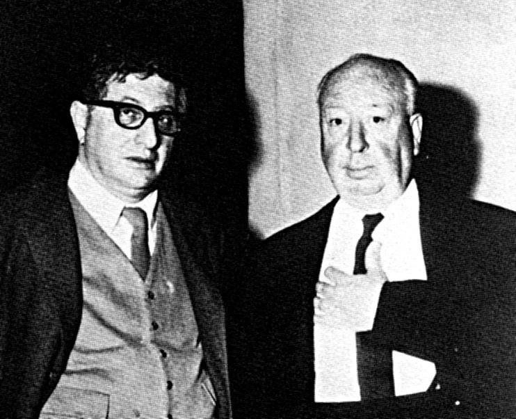Herrmann And Hitchcock The Torn Curtain The Bernard