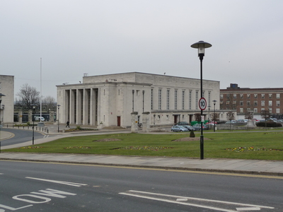 Walthamstow Assembly Hall, Forest Road, Walthamstow