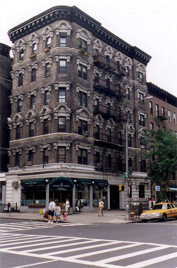 193 Second Avenue (northwest corner of 12th Street)