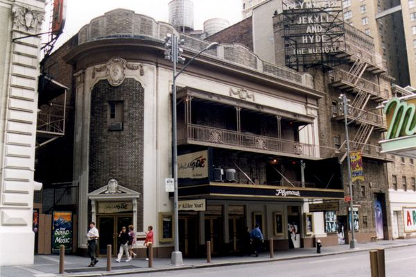 Plymouth Theatre, 236 West 45th Street