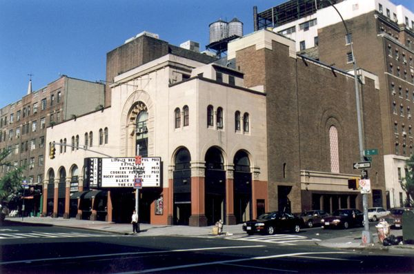 Yiddish Art Theatre, 189 Second Avenue (at 12th Street)
